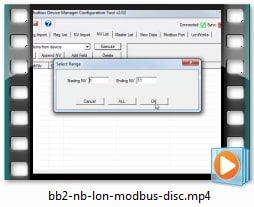 BB2-6020-NB Video - Configure using Discovery from Device
