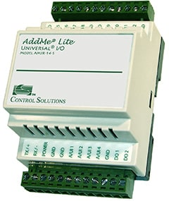 AMJR-14-SM Programmable I/O for Modbus RTU