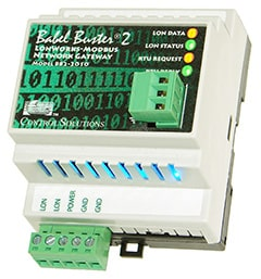 Babel Buster BB2-2010 Modbus to LonWorks Gateway