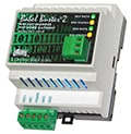 BB2-3010 BACnet MS/TP to Modbus RTU Gateway